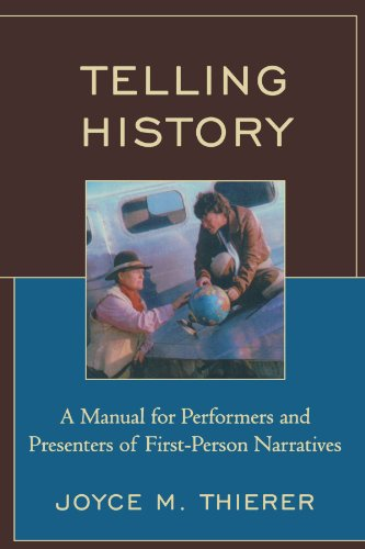 Telling History: A Manual for Performers and Presenters of First-Person Narratives (American Association for State and Local History)