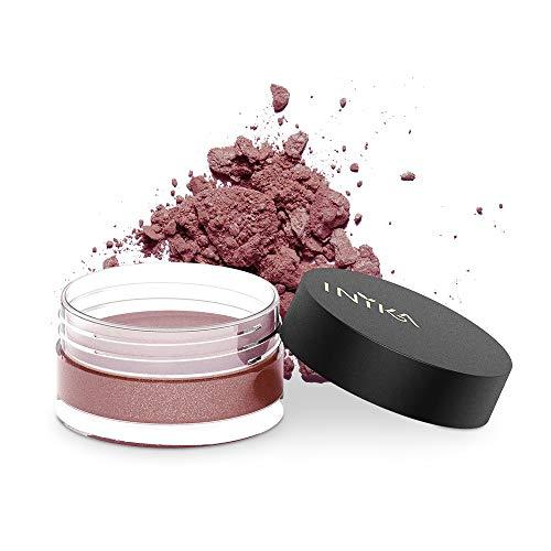 INIKA Loose Mineral Eye Shadow, All Natural Make-up Formula, Vibrant Color, Vegan1.2 g (Burnt ()