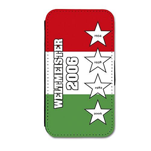 Handy Tasche Flip Book Etui Hülle Case Schutzhülle Design 13 Schutzhülle Handytasche Etui Case für Apple Iphone 4 - Apple Iphone 4S