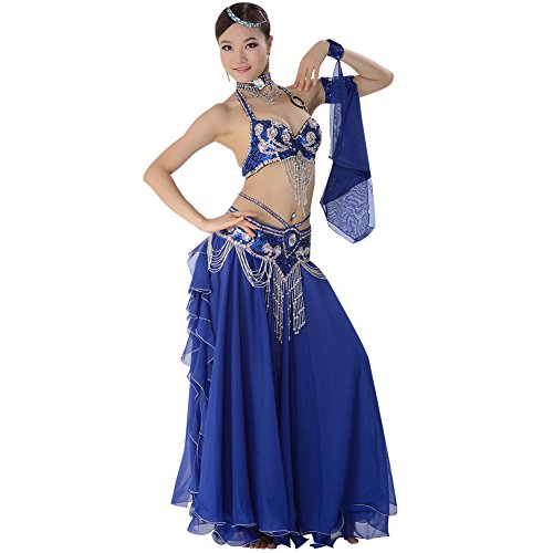 Buy belly dancer fancy dress outfits - 8