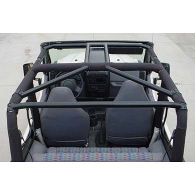 Rock Hard 4x4 Parts RH1001 Ultimate Sports Cage by Rock Hard -