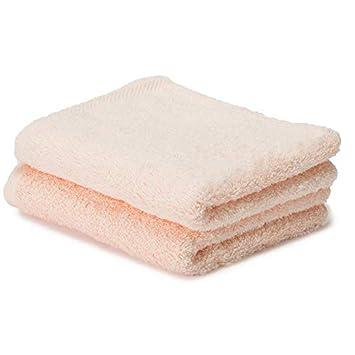 WSAD Puro algodón Toalla Adulto Macho y Hembra Bebe Familia con Ropa Gruesa de Lavar la Cara Toalla 2,Pink: Amazon.es: Hogar