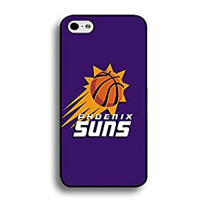 Michael Kruse(TM) Iphone 6 Plus (5.5 Inch) Case Black NBA Phoenix Suns Basketball Team Logo Sports Designs Hard Plastic Tpu Style Durable Protection Phone Accessories Case Cover for Men