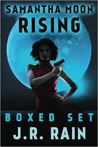 Samantha Moon Rising Boxed Set JR Rain 9781512043693 Amazon Books