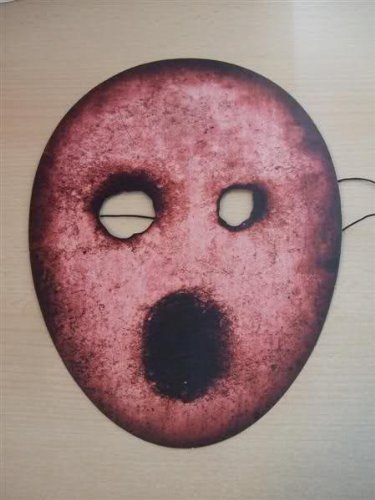 ROGER WATERS FACELESS MASK 2011 The Wall Live Tour Athens Greece Used Concert Promotional Pink Floyd