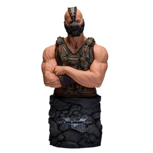 DC Direct The Dark Knight Rises: Bane Bust