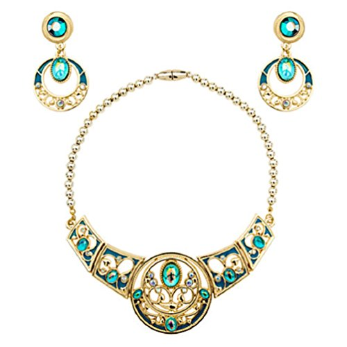 Disney - 2015 Jasmine Costume Jewelry Set of 3 - New