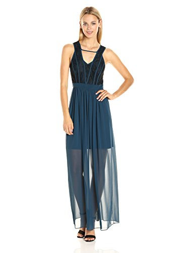 BCBGeneration Womens Binded Contrast Dress product image