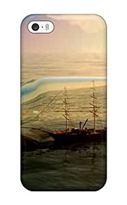 monica i. richardson's Shop Scratch-free Phone Case For Iphone 5/5s- Retail Packaging - Ship In A Bottle