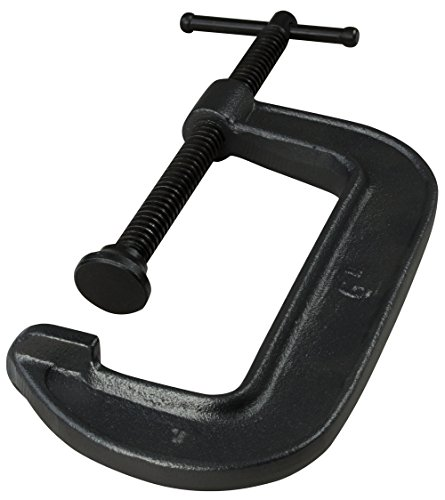 Bessey 540-6 Ductile Alloy Cast Clamp with 6