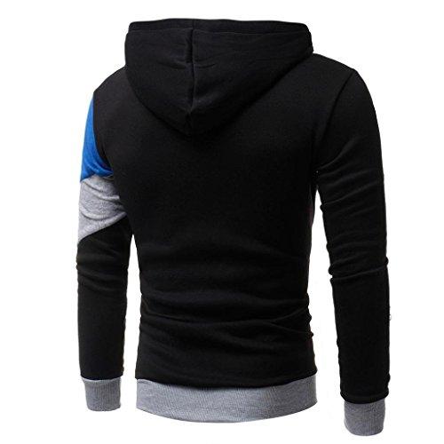 Sweat Gris Zippé Homme Subfamily Pull Blanc Noir Shirt Capuche A Aqxwdz