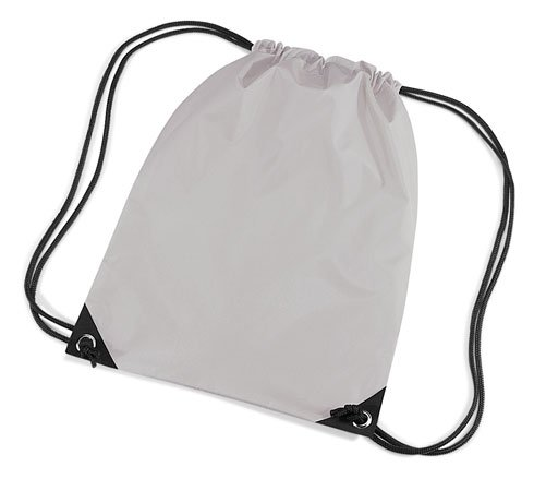 BaseBag - Bolsa de deporte impermeable Oyster Grey