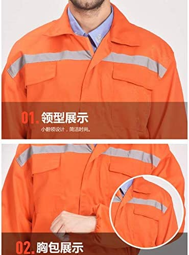Antibacterial Disinfection,Blue,2XL Men//Womenisolation Gown Disposable Coveralls Overalls Work Clothes Used for Indoor,Medical