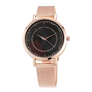 DAYLIN Relojes de Hombre Mujer Deportivo de Vestir Reloj de ...