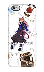 Andrew Cardin's Shop 5846740K62344965 Case Cover Spice And Wolf/ Fashionable Case For Iphone 6 Plus