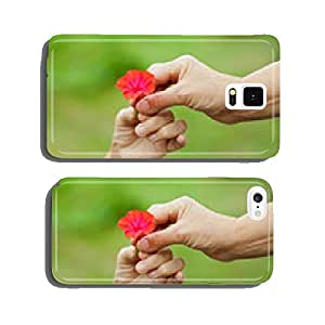 Little red flower cell phone cover case iPhone6