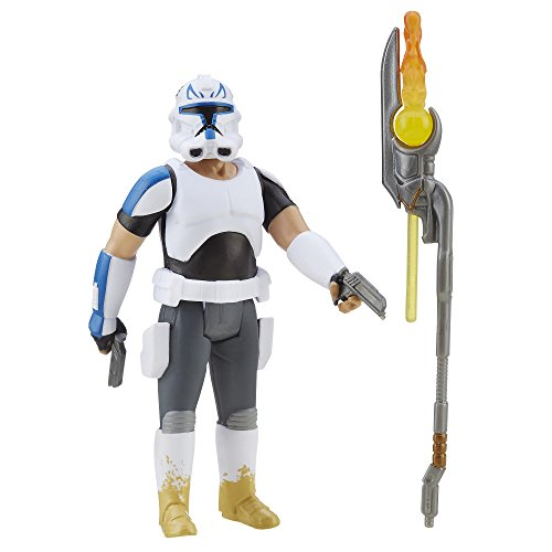 Rex Star Wars (Star Wars: Rebels 3.75 inch Desert Mission Captain Rex)
