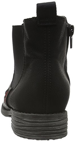 Rieker Black boots up Lace womens black OqOUwp4n6P