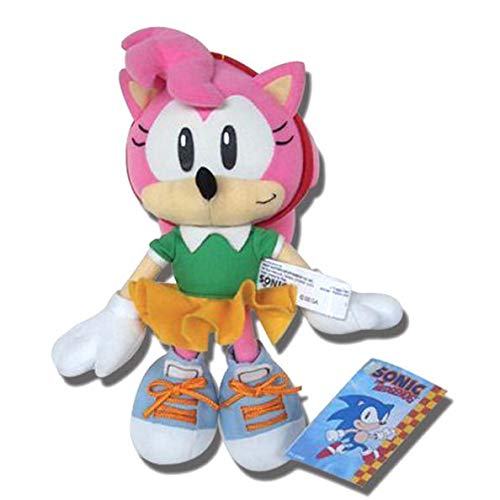 Sonic The Hedgehog Great Eastern GE-7053 Classic Amy Plush -
