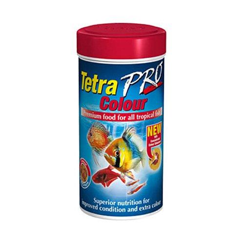Tetra Pro Colour Premium Food for Tropical Fish 47g (Bulk deal of 6) 282g