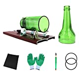 Glass Bottle Cutter, Bottle Cutting Machine Kit for Wine/Beer Bottles Crafting