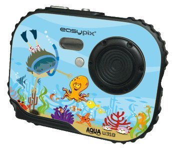 Amazon com: Easypix W318 Bubble Bob with Woobox Blue: Toys & Games