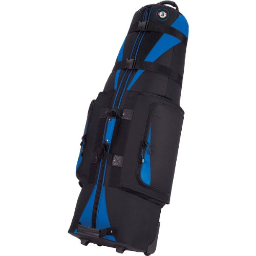 golf-travel-bags-unisex-caravan-30-bag-black-with-blue-trim