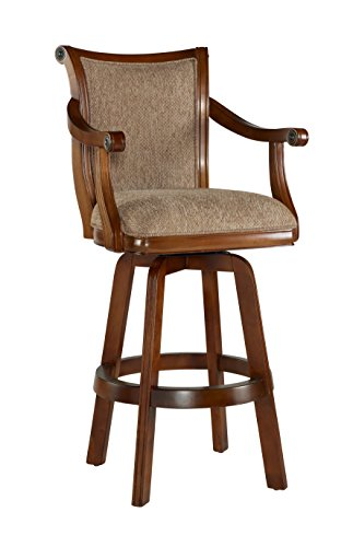 Powell Kitchen Bar Stool - Powell Brandon Swivel Bar Stool