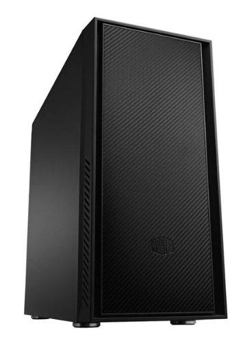 Cooler Master Silencio 550 - Caja de Ordenador de sobremesa (ATX, USB 3.0), Negro