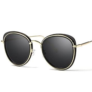 KTH Gafas de Sol con protección UV, Gafas de Sol Vintage de ...