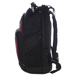 Targus Drifter 16 Backpack Black/Red, TSB23803EU