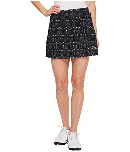 [プーマ] PUMA Golf レディース Zig Zag Knit Skirt スカート [並行輸入品]