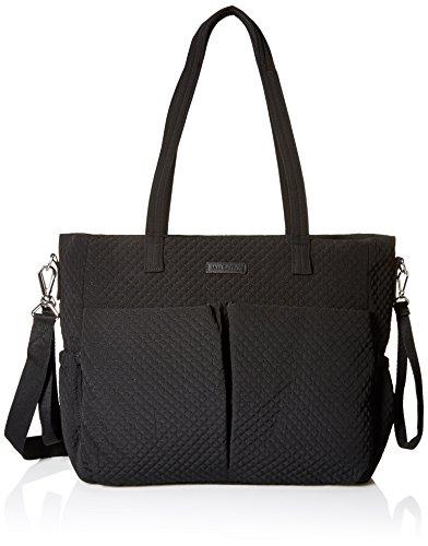 Vera Bradley Iconic Ultimate Baby Bag, Microfiber, classic ()