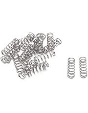 Stainless Steel Compression Springs 20 pcs