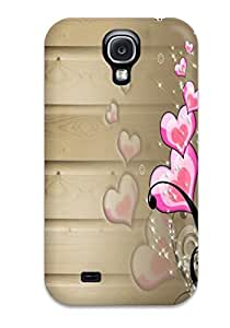 Awesome WsLxPwX1305lrkFB ChrisWilliamRoberson Defender Tpu Hard Case Cover For Galaxy S4- Fall In Love