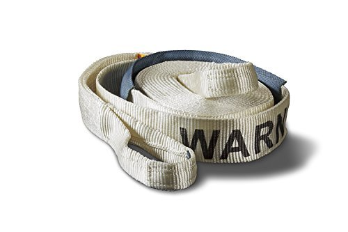 Warn (88924) 3 x 30' Premium Recovery Strap by Warn