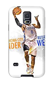 basketball nba NBA Sports & Colleges colorful Samsung Galaxy S5 cases 8363638K933522849