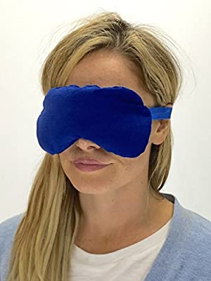 Sensacare Hot & Cold Natural Therapy Lavender Eye Mask