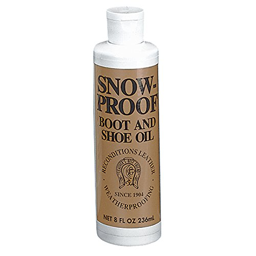 Snow-Proof Boot And Shoe Oil vgJSYDV4