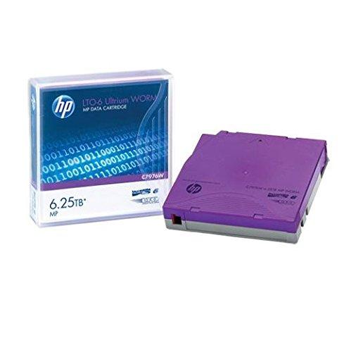 Hewlett Packard Enterprise C7976W blank data tape by HP