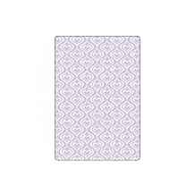 Sizzix Textured Impressions Embossing Folder-Hearts By David Tutera