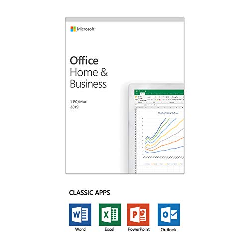 Microsoft Office Home & Business for Windows PC
