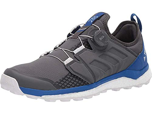 adidas outdoor Men's Terrex Agravic BOA Grey Six/Grey Six/Collegiate Royal 10 D US