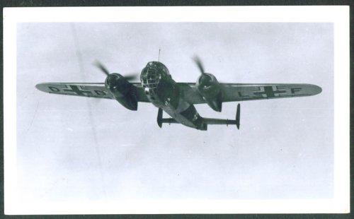 Dornier Do 217E-1 2-engine bomber photograph 1930s