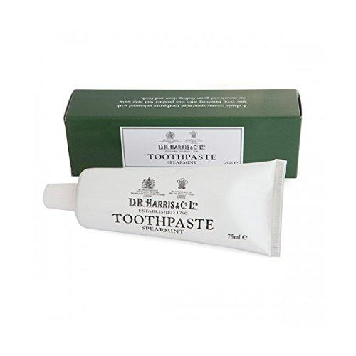 D.R.Harris & Co Spearmint Toothpaste 75ml