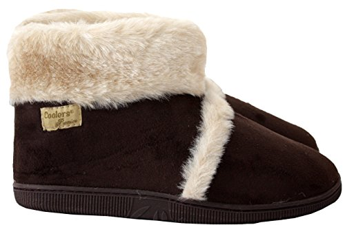 Chaussons Ad30163 Marron Fille Coolers Femme RUwqn5P