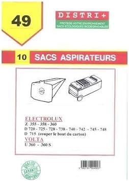 Sac aspirateur ELECTROLUX D 730 S