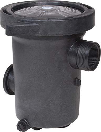 Waterway Plastics 310-6500B Hi-Flo Pump Strainer Housing with Lid & Basket Same as 310-6500
