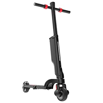 IV-ydzxx Actualización De Scooter para Adultos, Plegable ...
