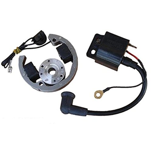 MothAr KTM50 SX LC Senior SR JR Adventure Pro Junior Ignition Coil Stator Rotor Kit (Ignition Stator)